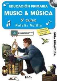 Natalia Velilla: Music & Música, Volumen 5 - Guía Didáctica MK19011 http://www.carisch.com/esp/producto.asp?sku=MK19011