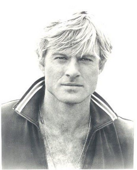 Redford...sure was a looker: )