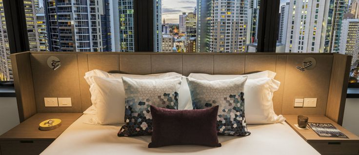 Check here for the top boutique hotels in Brisbane - both beautiful and creative, we reckon that Brissy can give Sydney and Melbourne a run for their money!