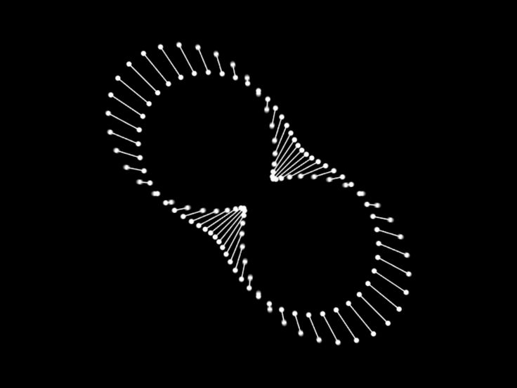 Mesmerizing GIFs Based On Geometry And Motion