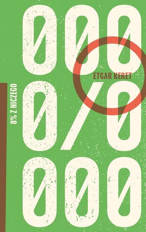 8% z niczego - Keret Etgar książka   Selkar