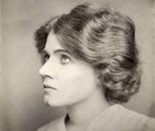 Florence Lawrence - star of silent films and moniker to Florrie, silent kitten coming here soon (23/07/15).