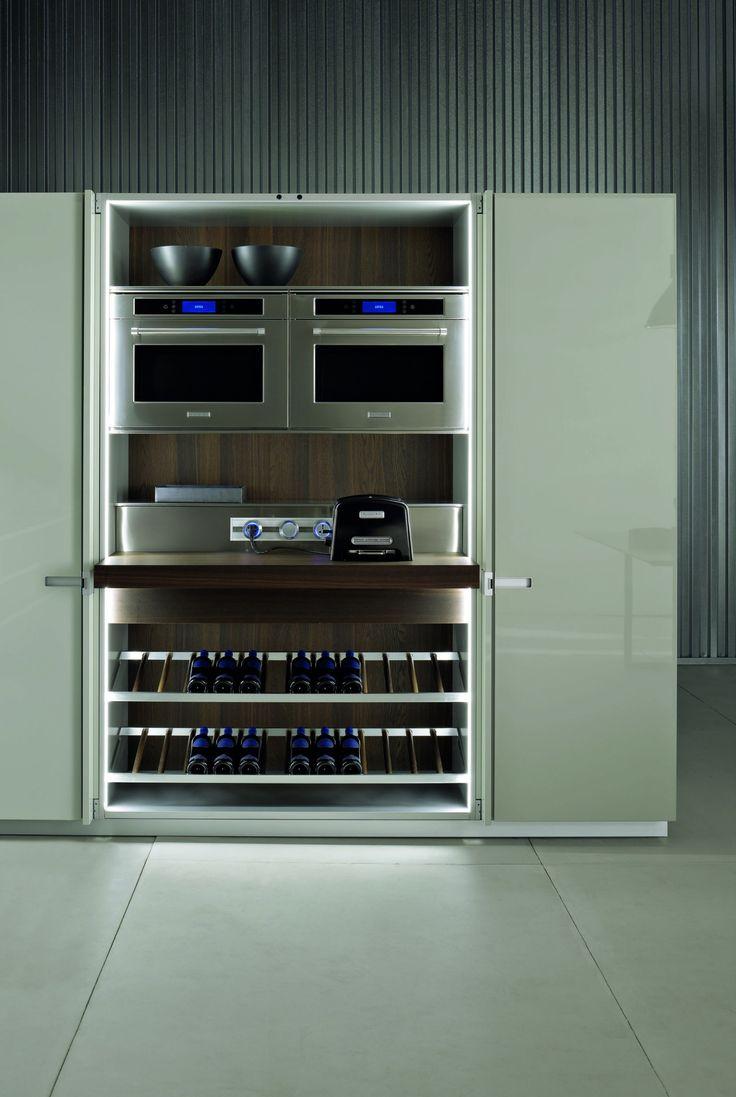 46 Best Kitchens  Appliances  Integrated Appliance Ideas Images Delectable Designed Kitchen Appliances Design Inspiration