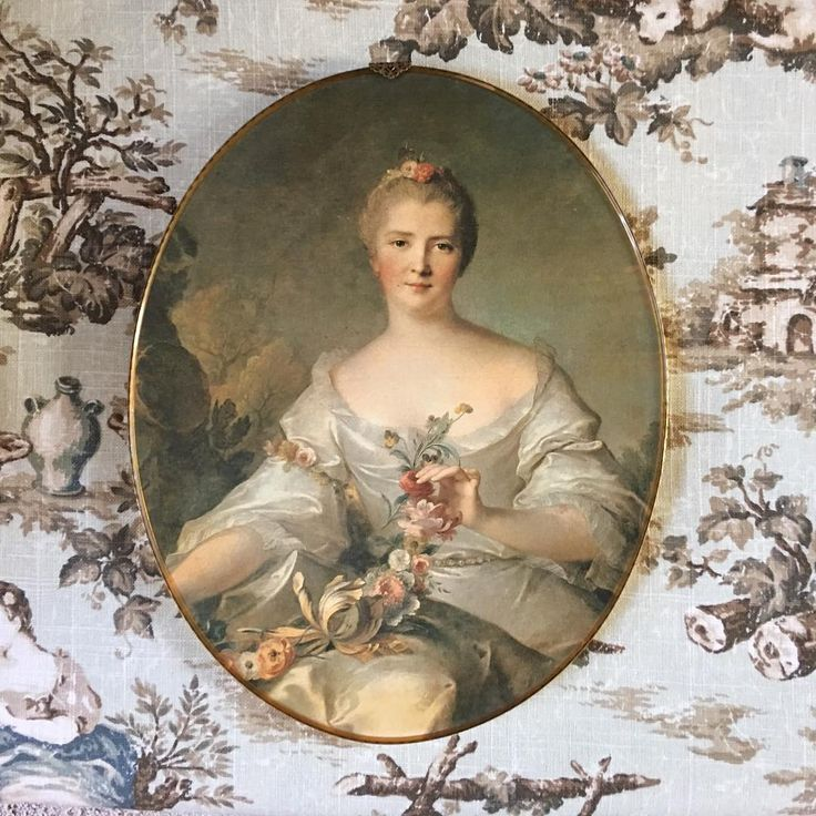 French Madame Pompadour