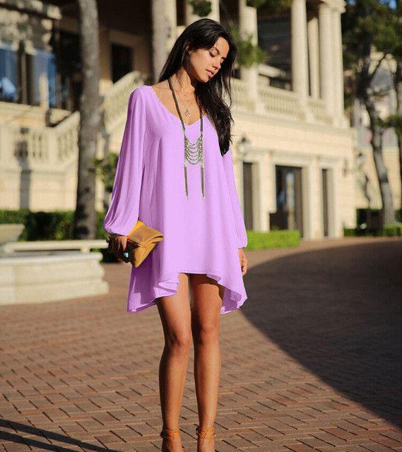 Women dress 2016 hot casual dress chiffon vestido de festa robe summer dress summer style plus size women clothing casual dress