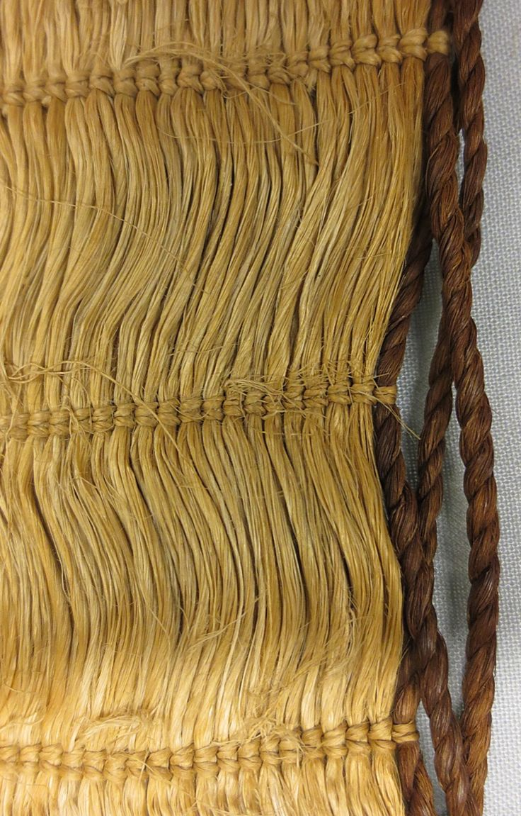 Detail of cord border