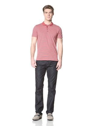Ben Sherman Men's Button-Down Polo