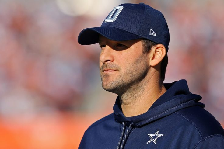 What is Dallas Cowboys quaterback Tony Romo's trade value now?