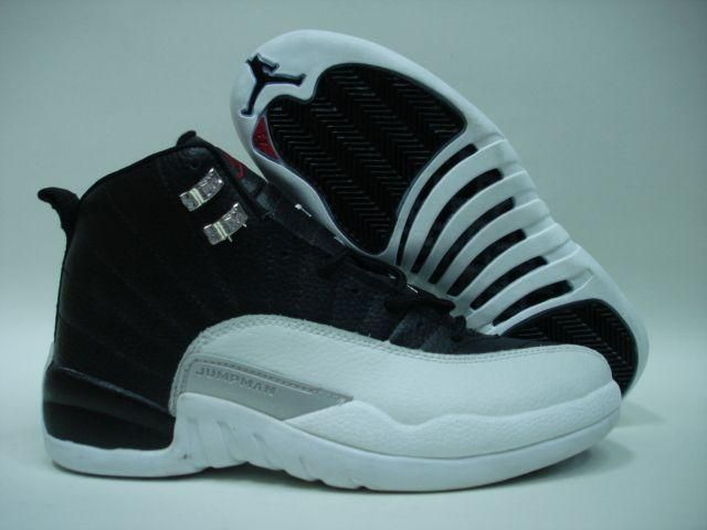 Air Jordan 12 Retro playoff black white. Cheap Puma ShoesNike ...