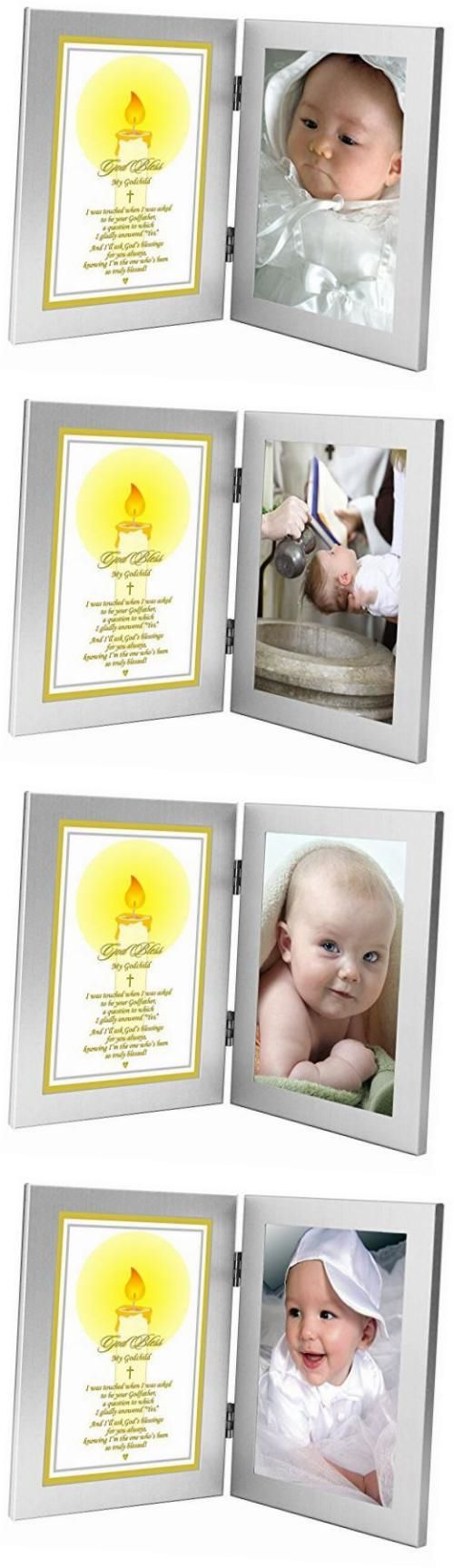 Baby Picture Frames 117392: Godchild Baptism Or Christening Gift From Godfather – Godchild Baptism Keepsake -> BUY IT NOW ONLY: $40.3 on eBay!