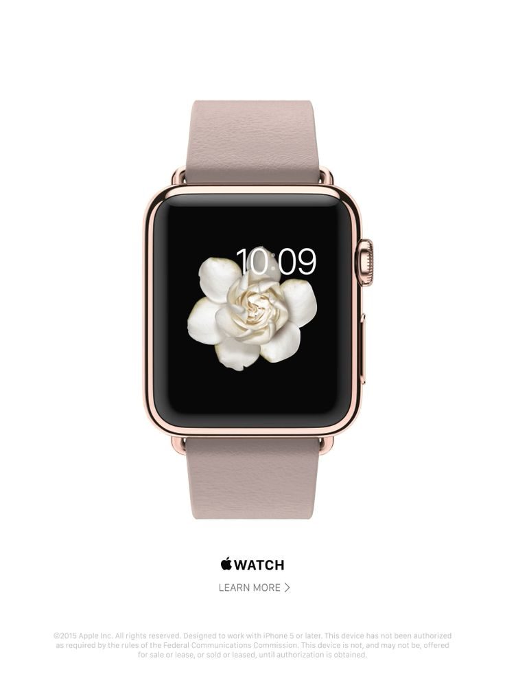Why The Apple Watch Is Heavily Marketed To Women By