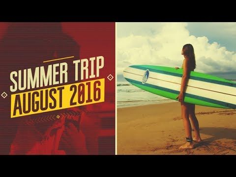 Summer Trip | After Effects Template