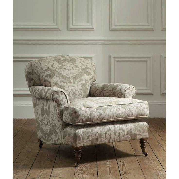 Wexford Chair combines elegant lines with comfort.