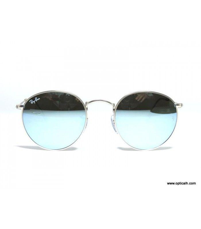 ROUND METAL RAYBAN 3447 01930 50 21 - Gafas de Sol   OpticalH.com
