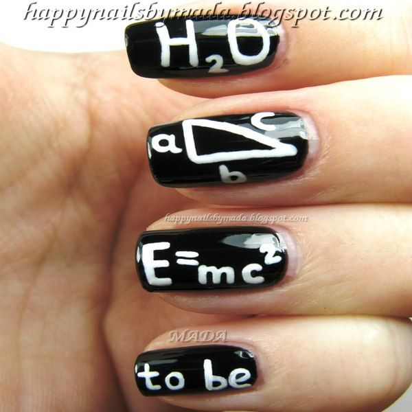 awesome [back to school nail arts]