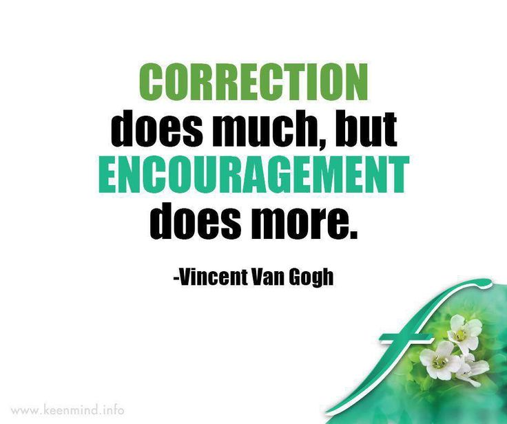 """Correction does much, but encouragement does more."" -Vincent Van Gogh #SundayMotivation #Flordis #Keenmind"