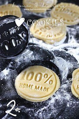 Cookie Stamps van Nicolas Vahe