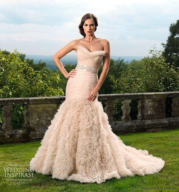 Therez Fleetwood Wedding Gowns: 1000+ Images About Pink & Blush Gowns On Pinterest