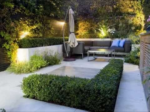 75 best decoraci n de jardines images on pinterest - Disenos de jardines exteriores ...