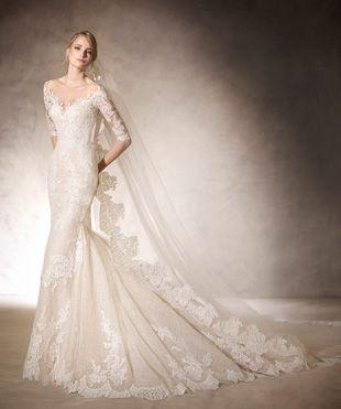La Sposa 2017 menyasszonyi ruha - Hito