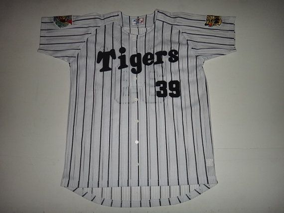 Check out this item in my Etsy shop https://www.etsy.com/listing/233241870/hanshin-tigers-39-akihiro-yano-2003