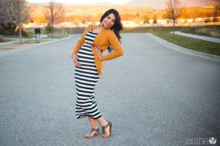 Maternity Fashion. A lookbook of styles to wear during pregnancy