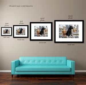 Standard Frame Sizes For Photos Bing Images Fine Art
