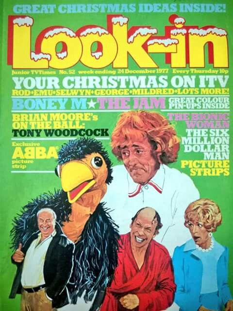 Christmas Issue 1977