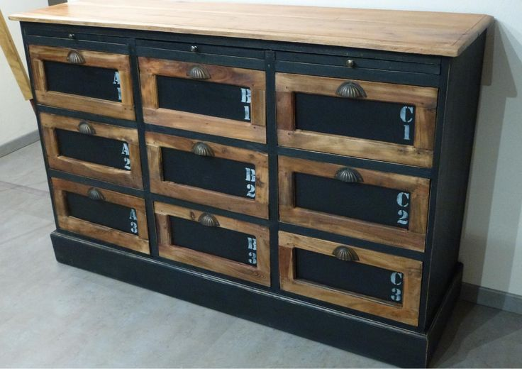 1000 id es sur le th me meuble de metier sur pinterest armoires de stockage de l 39 artisanat. Black Bedroom Furniture Sets. Home Design Ideas