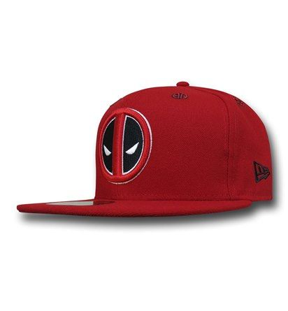Images of Deadpool Symbol Stargazer 59Fifty Hat