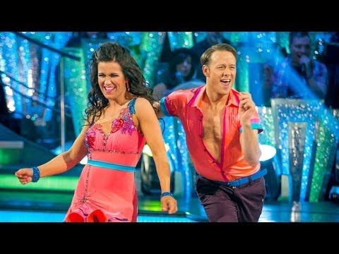 Susanna Reid & Kevin dance the Salsa to 'Move Your Feet' - Strictly Come Dancing: 2013 - BBC One - YouTube