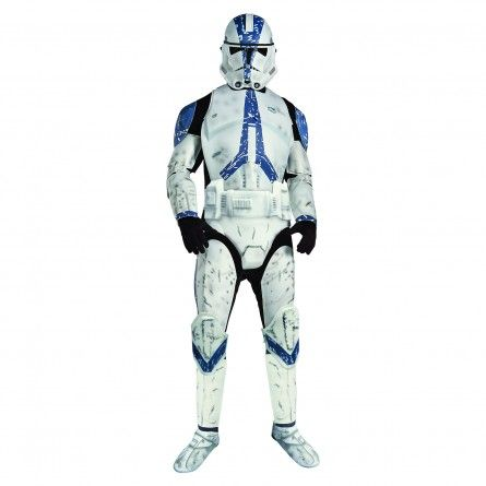 Mens Star Wars Clone Trooper Costume