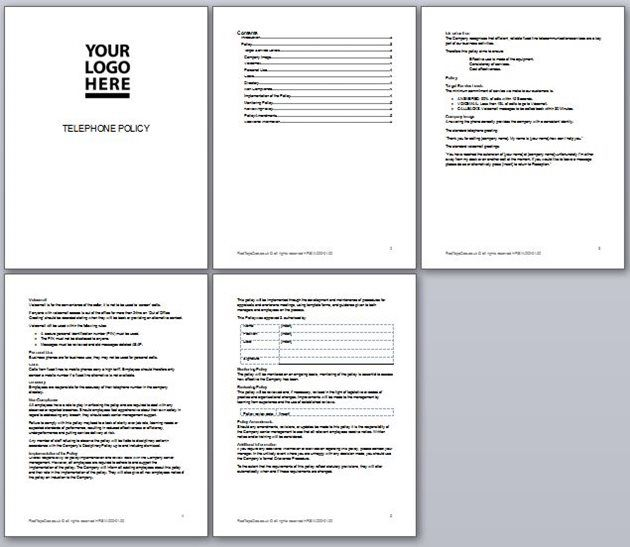 Best Business Documents Images On Pinterest Other Gifts - Company credit card policy template