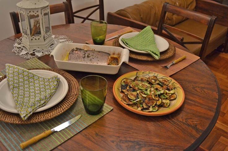 salmao no forno Goodies: salmão ao forno | Pimenta e Limao