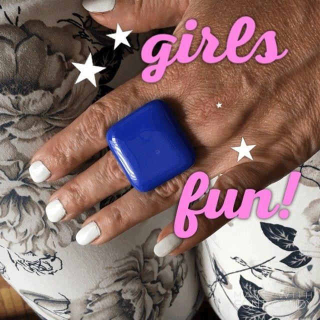 #nyiriandrea #ring #gyűrű #blue #instajewelry #jewelry #ékszer #jewelrydesigner