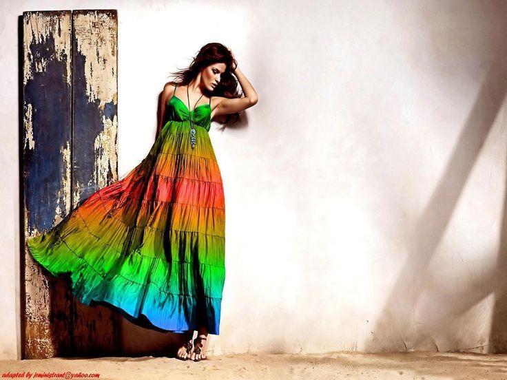 Hogyan befolyásolják ruháink színei az életerőnket?