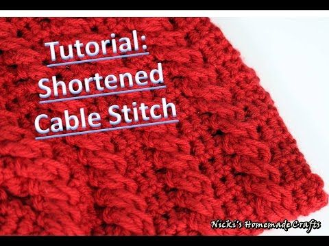 Nicki's Homemade Crafts - YouTube Many tutorials for beginners and advanced crocheters. Enjoy😊