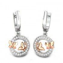 Salsa Diamond Earring  Read more at http://www.candere.com/jewellery/womens-diamond-balis.html