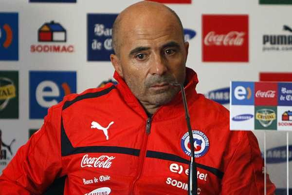 SAMPAOLI, Jorge | Coach | Argentina | @DTsampaoli | Click on photo to view Bio