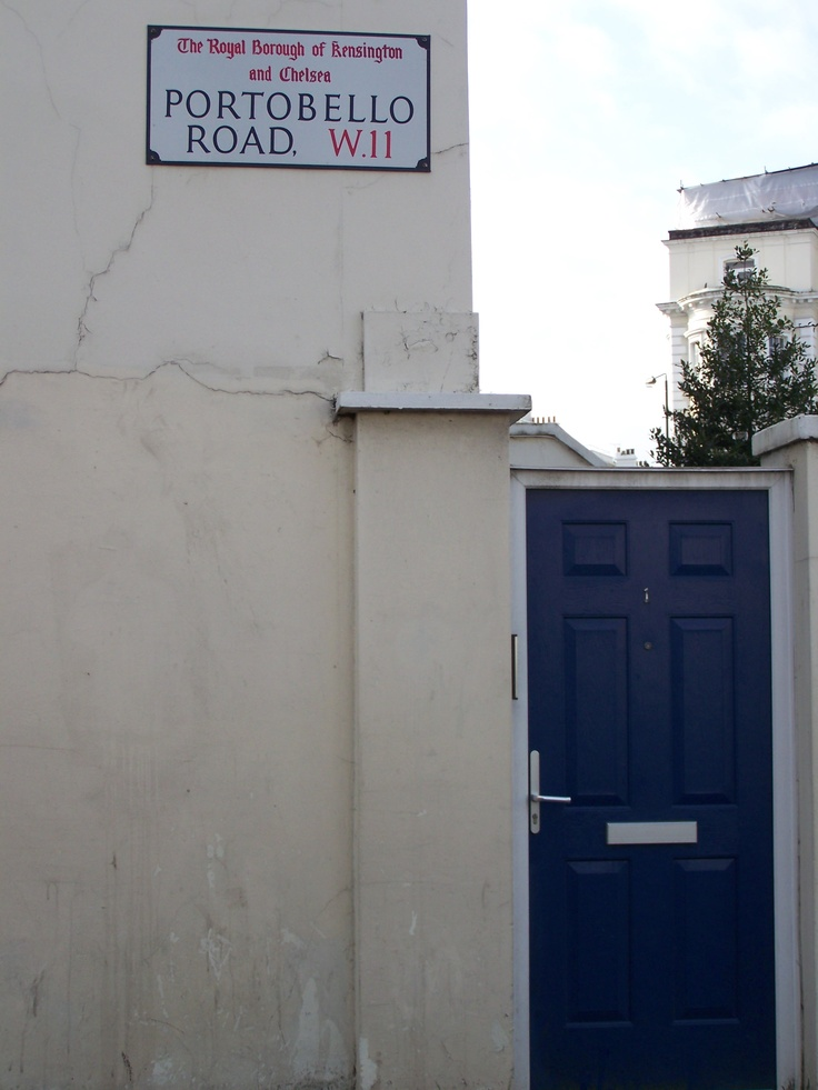 London - Portobello