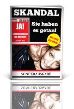 Spielend einfach eine Hochzeitszeitung gestalten. Gratis Vorlagen, Titelblätter, Cliparts, Rätselgenerator und fertige Inhaltsseiten nur bei www.diehochzeitsdrucker.de