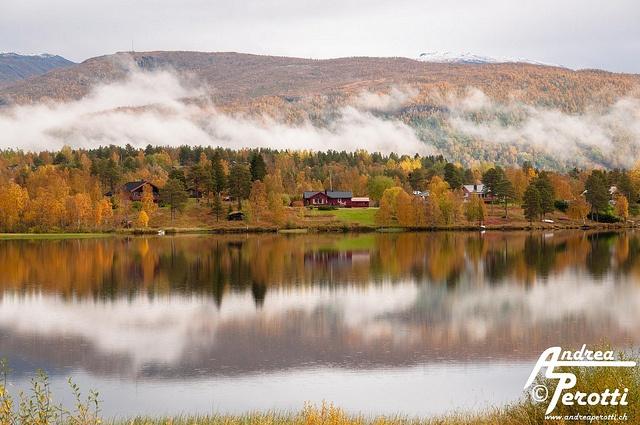 Norvegia - 23.09.2012, via Flickr.