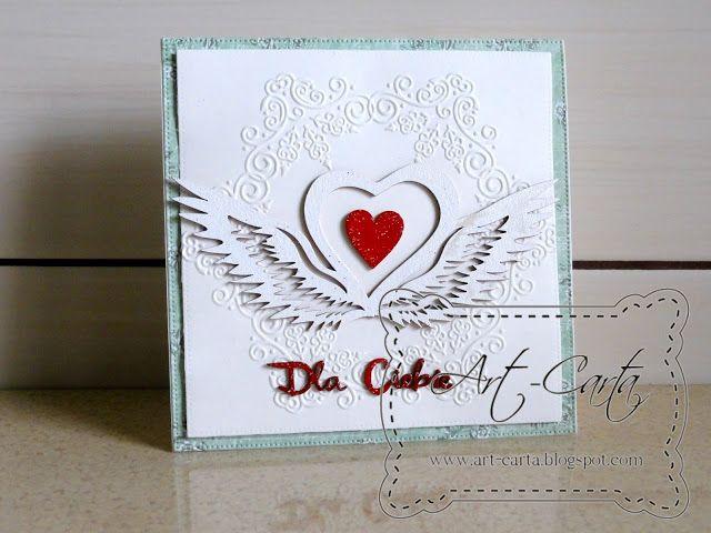 Art-Carta : Odlotowe serce