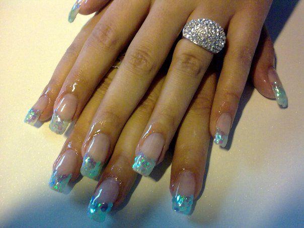 Summer Acrylic Nail Designs   Acrylic Nails