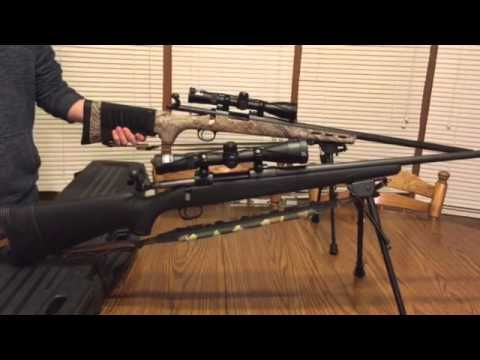 Remington 700 vs Savage model 10Loading that magazine is a pain! Get your Magazine speedloader today! http://www.amazon.com/shops/raeind