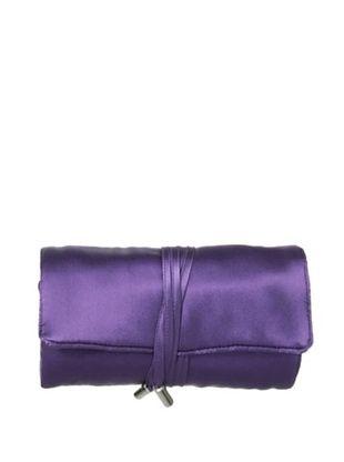 46% OFF Kumi Kokoon Small Silk Jewelry Roll, Iris, 6