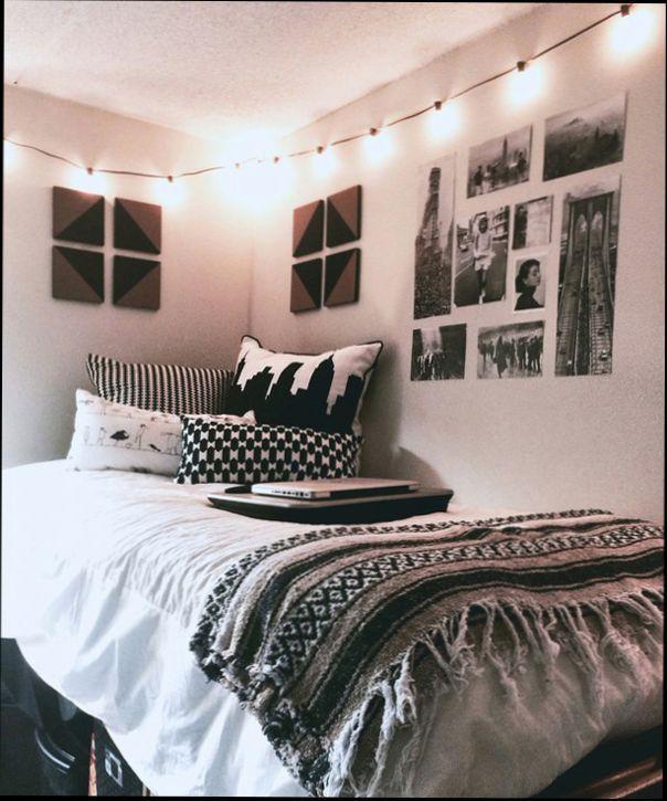 Black And White Dorm Room Ideas Home Decor Studio