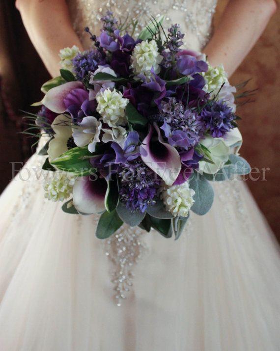 32 best images about wedding flowers purple on pinterest alternative wedding bouquets brooch. Black Bedroom Furniture Sets. Home Design Ideas