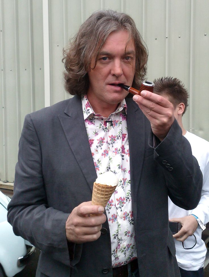 Ladies man!? #Topgear's James May shows us how to flirt with the ladies! Click to view the #lol video