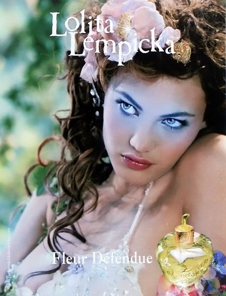 Fleur Défendue, Lolita Lempicka